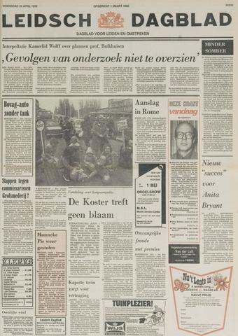 Leidsch Dagblad 1978-04-26
