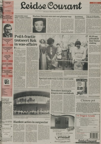Leidse Courant 1992-05-07
