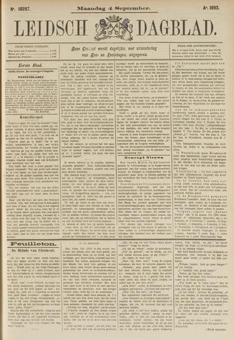 Leidsch Dagblad 1893-09-04
