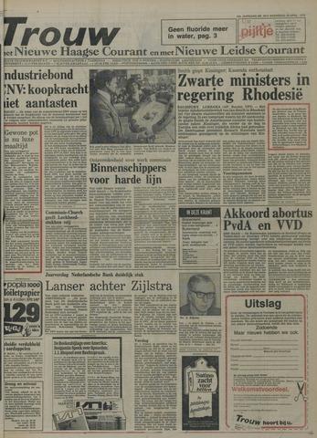 Nieuwe Leidsche Courant 1976-04-28