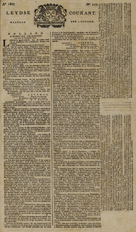 Leydse Courant 1807-10-05