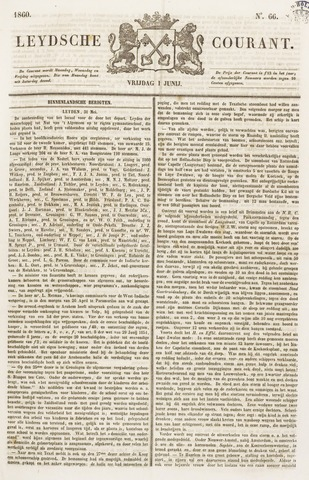 Leydse Courant 1860-06-01