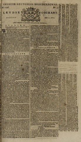 Leydse Courant 1796-04-27