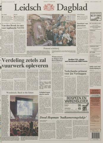 Leidsch Dagblad 1994-08-15