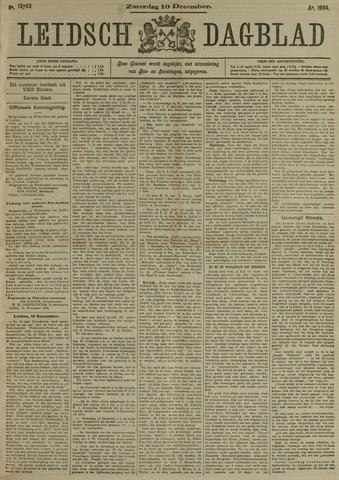Leidsch Dagblad 1904-12-10