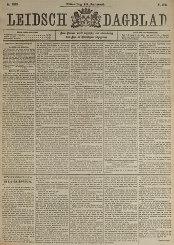 Leidsch Dagblad 1897-01-19