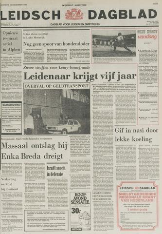 Leidsch Dagblad 1980-12-22