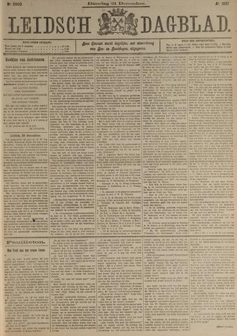 Leidsch Dagblad 1897-12-21