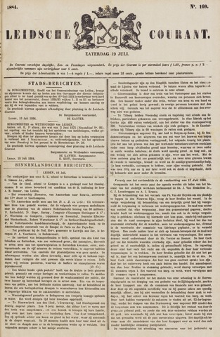Leydse Courant 1884-07-19