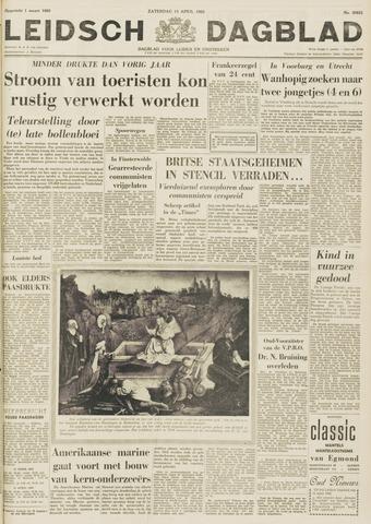 Leidsch Dagblad 1963-04-13