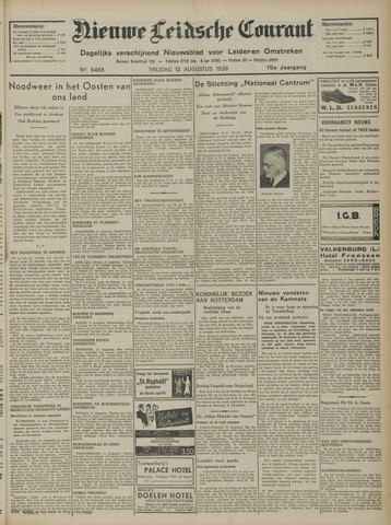 Nieuwe Leidsche Courant 1938-08-12