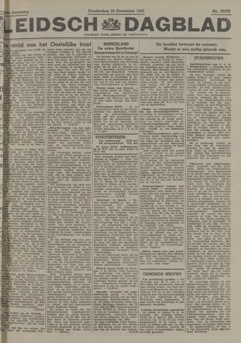 Leidsch Dagblad 1942-12-10