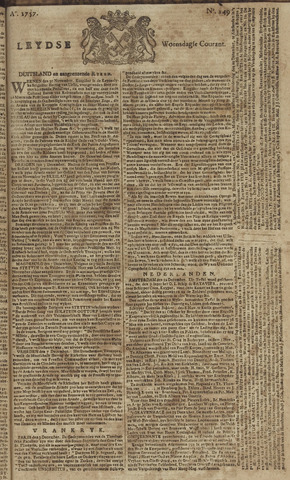 Leydse Courant 1757-12-14