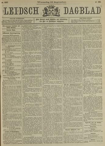 Leidsch Dagblad 1911-09-13