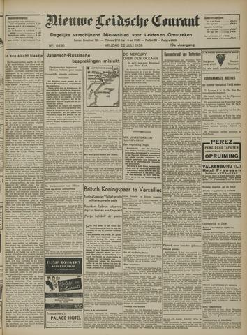 Nieuwe Leidsche Courant 1938-07-22