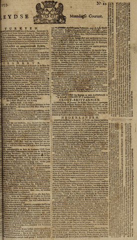 Leydse Courant 1753-01-22