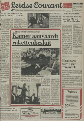 Leidse Courant 1984-06-14