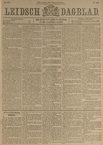 Leidsch Dagblad 1897-09-28