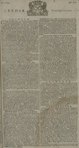 Leydse Courant 1734-07-07