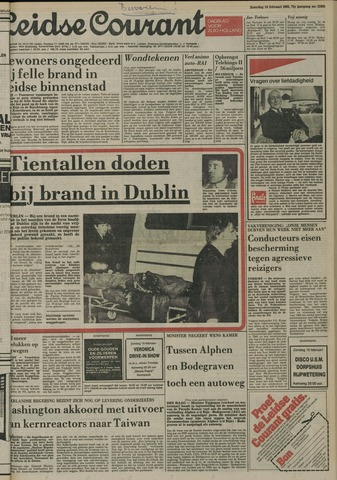 Leidse Courant 1981-02-14