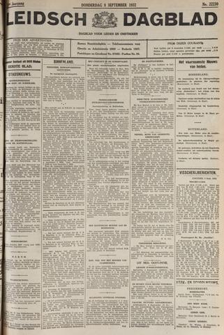 Leidsch Dagblad 1932-09-08