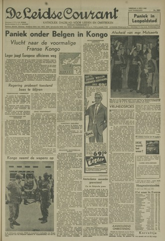 Leidse Courant 1960-07-08