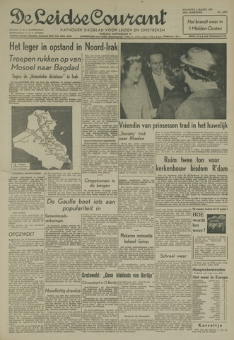 Leidse Courant 1959-03-09