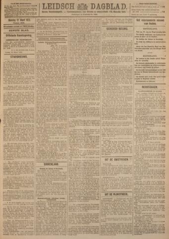 Leidsch Dagblad 1923-03-12