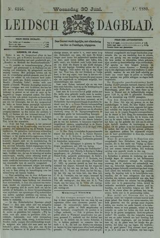Leidsch Dagblad 1880-06-30