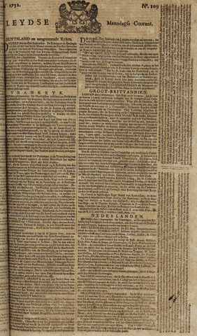 Leydse Courant 1752-09-11