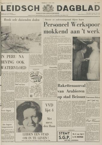 Leidsch Dagblad 1970-06-02