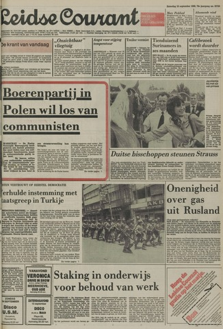 Leidse Courant 1980-09-13