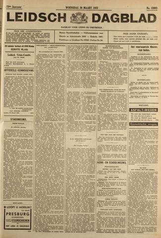 Leidsch Dagblad 1932-03-30