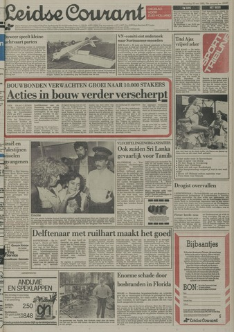Leidse Courant 1985-05-20