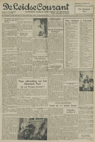 Leidse Courant 1949-03-16