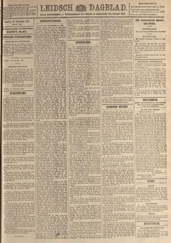 Leidsch Dagblad 1921-09-13