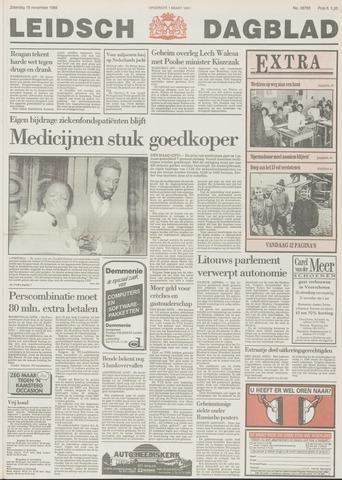 Leidsch Dagblad 1988-11-19