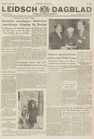 Leidsch Dagblad 1959-04-01