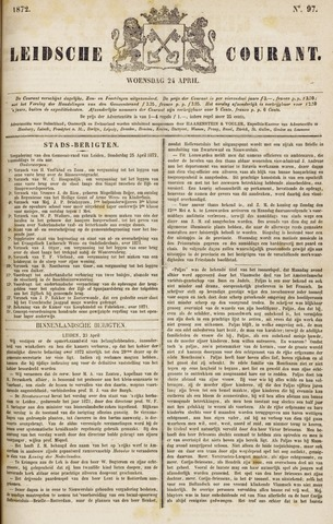 Leydse Courant 1872-04-24