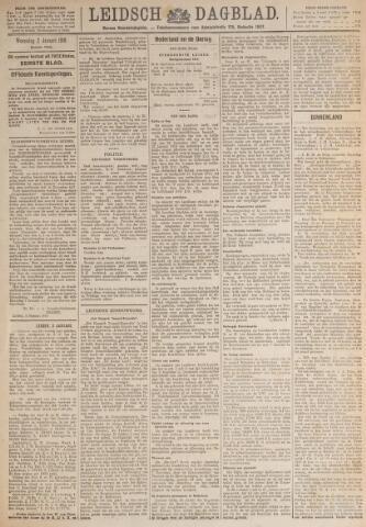 Leidsch Dagblad 1918