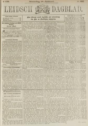 Leidsch Dagblad 1892-01-18