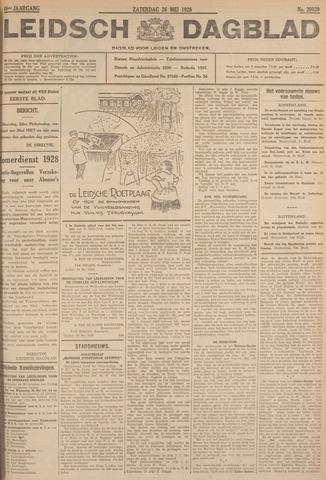 Leidsch Dagblad 1928-05-26