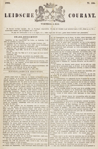 Leydse Courant 1883-07-04