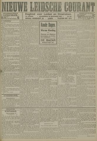 Nieuwe Leidsche Courant 1921-11-10