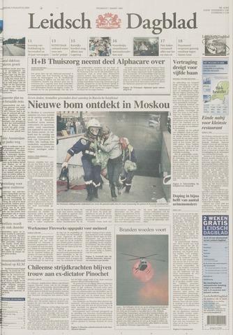 Leidsch Dagblad 2000-08-09
