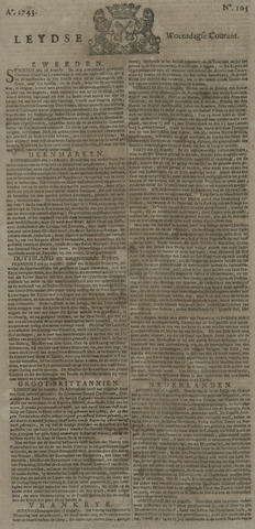 Leydse Courant 1743-08-28