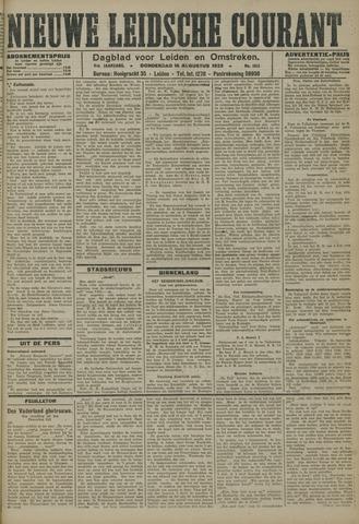 Nieuwe Leidsche Courant 1923-08-16