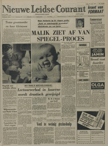 Nieuwe Leidsche Courant 1967-10-27
