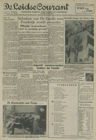 Leidse Courant 1958-05-24