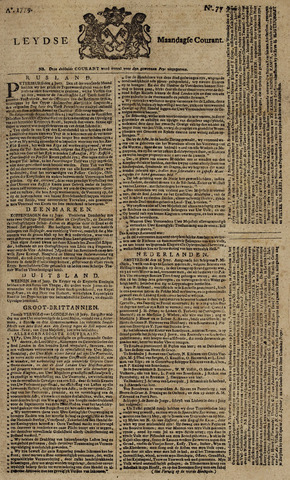 Leydse Courant 1779-06-28
